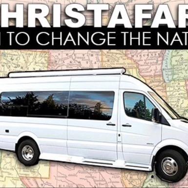 Christafari Van To Change the World