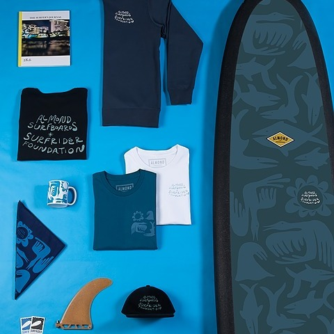 Almond Surfboards Collaboration