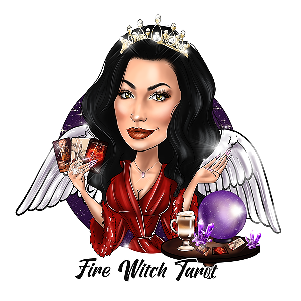 @Firewitchtarot Profile Image   Linktree