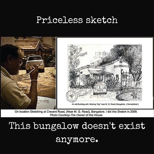 Citizens Art Pen and ink heritage sketches collection Link Thumbnail | Linktree