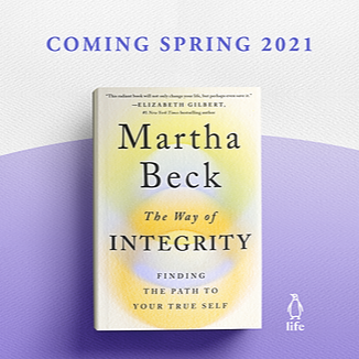 Martha Beck Order: The Way of Integrity Link Thumbnail   Linktree