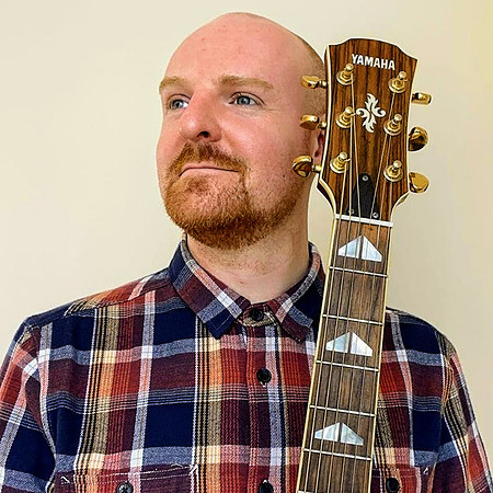 LIVE EVENT 12/05/21 8pm BST Lawrence Libert (Relaxing Acoustic Guitar + Dealing with Stress Chat)