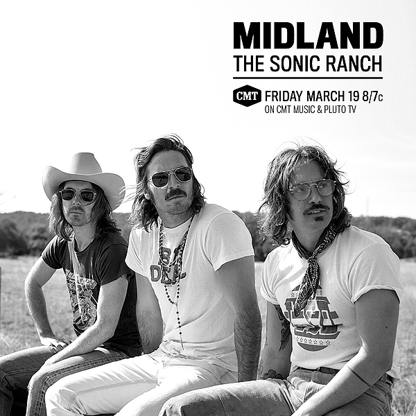 Midland: The Sonic Ranch Documentary - CMT YouTube