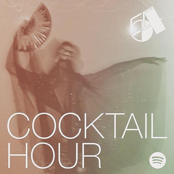 @Studio54music Studio 54 Cocktail Hour playlist Link Thumbnail   Linktree