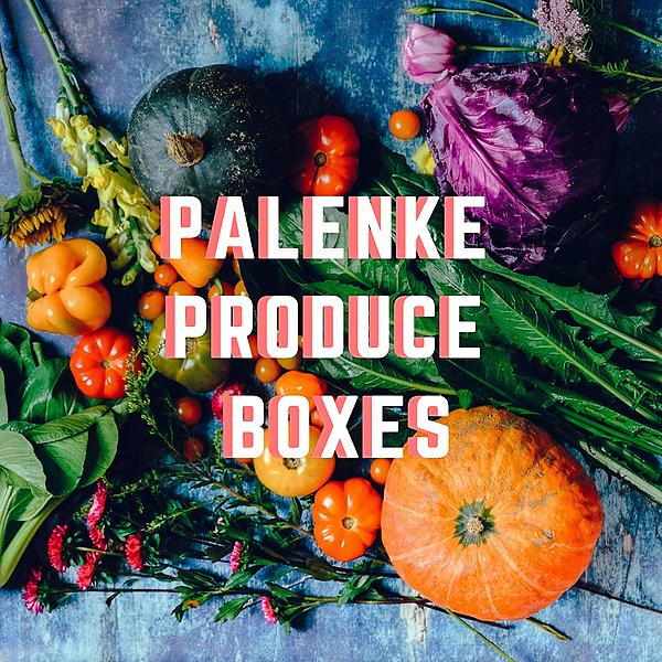 Registration // Palenke Produce Box