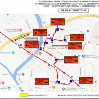 @sinar.harian Jalan ditutup, lencongan trafik Jalan Tun Razak hingga 14 Disember Link Thumbnail | Linktree
