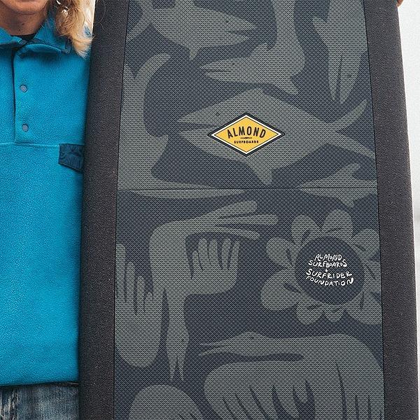 Surfrider x Almond R-Series Surfboard is Here