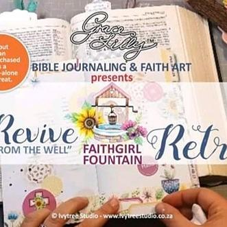 Faithgirl Fountain Bible Journaling Retreat - May 2021