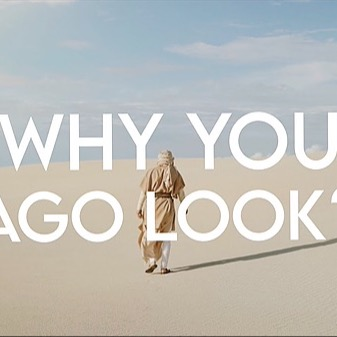 Why You Ago Look? Music Video