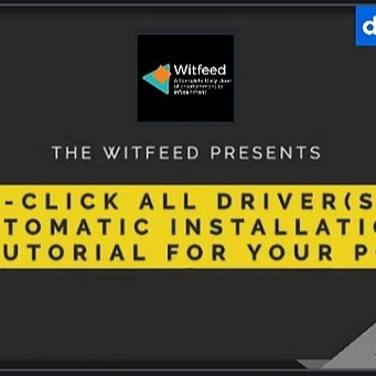 || WFEED - DIRECT TO POSTS || ALL IN ONE DRIVER PACK SOLUTION I ALL WINDOWS, IOS & LINUX Link Thumbnail | Linktree