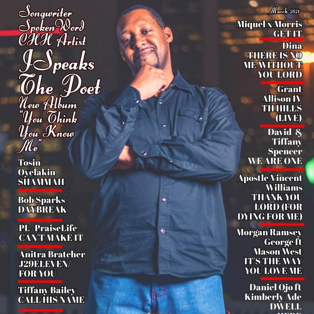 MusicLov3rz Magazine Cover Article