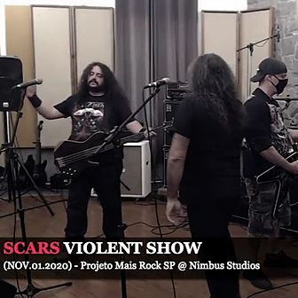 SCARS (LIVE 2020) VIOLENT SHOW Link Thumbnail | Linktree