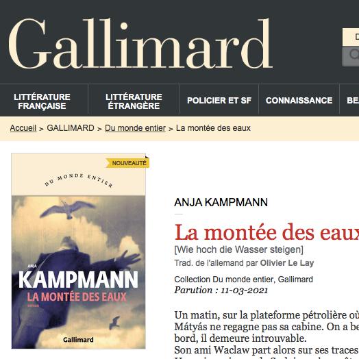 @anjakampman_ Gallimard Traduction Olivier Le Lay Link Thumbnail | Linktree