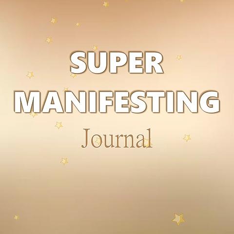 @authormarisuggs SUPER MANIFESTING JOURNAL Link Thumbnail | Linktree