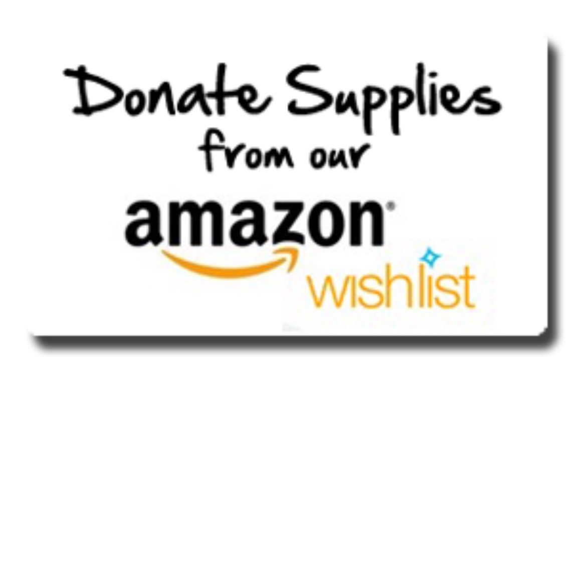 Give Me Shelter Project Amazon Wishlist Link Thumbnail | Linktree