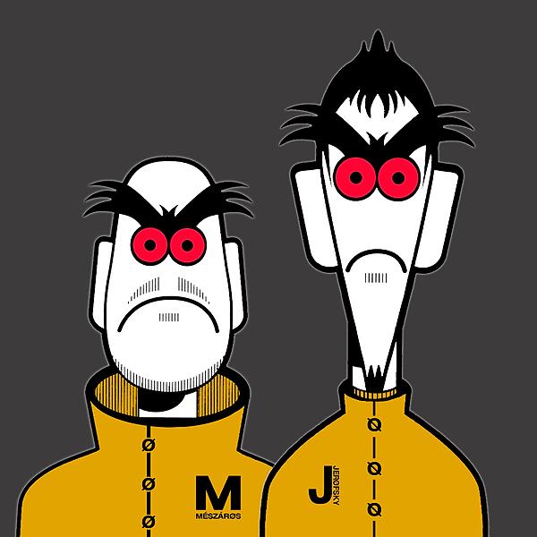 MÉSZÁRØS & JERØFSKY (neunhundertdrei) Profile Image | Linktree