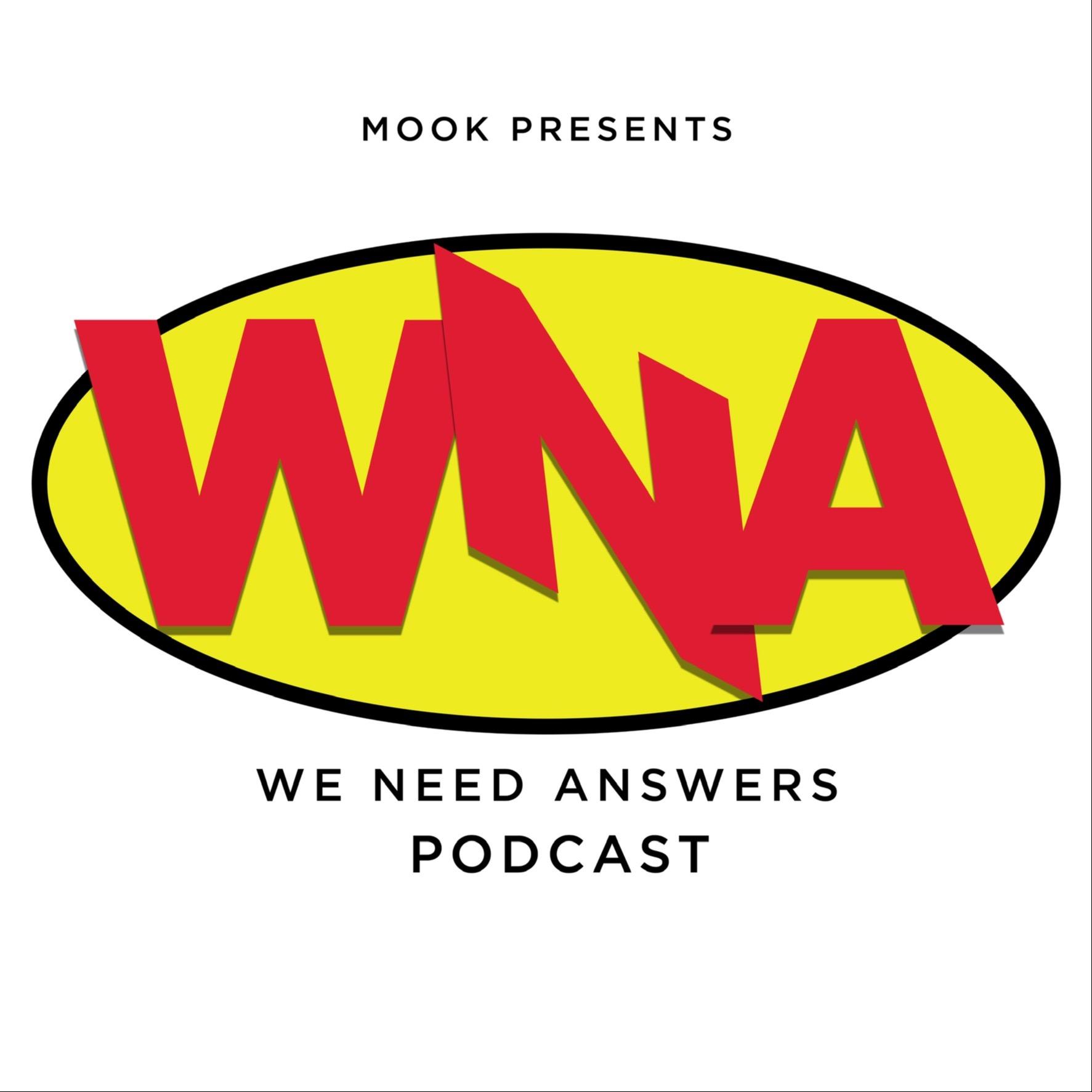 @weneedanswerspodcast (Weneedanswers) Profile Image | Linktree