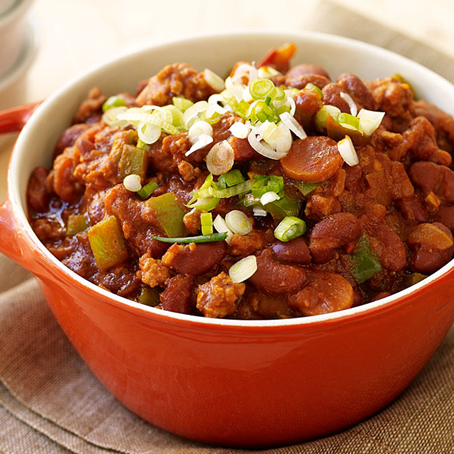 One Pot Chili Recipe