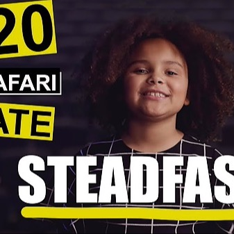 Steadfast in 2020: CHRISTAFARI Year-End Recap ➡️