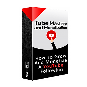 Cedar Marketing Network YouTube Mastery & Monetization - Introducing Tube Mastery and Monetization Tube Mastery and Monetization teaches how to start, grow, and monetize a hyper-profitable YouTube channel from complete scratch.  Link Thumbnail | Linktree