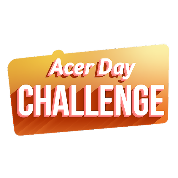 @acerid Acer Day Challenge Link Thumbnail | Linktree