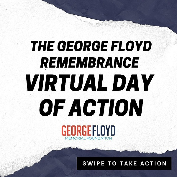 Poseidon Theatre Company Justice For George Take Action Link Link Thumbnail   Linktree