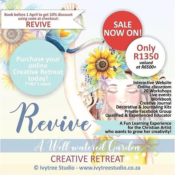 Revive Creative Retreat