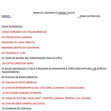 DJ HADAD RIDER CAMARIM MEDIO (+1500 PESSOAS)  Link Thumbnail | Linktree
