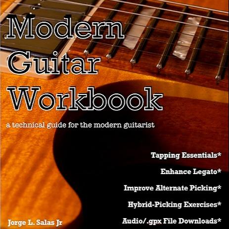 Book: Modern Guitar Workbook