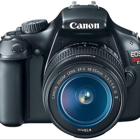 Canon Rebel T3i - BUY IT NOW