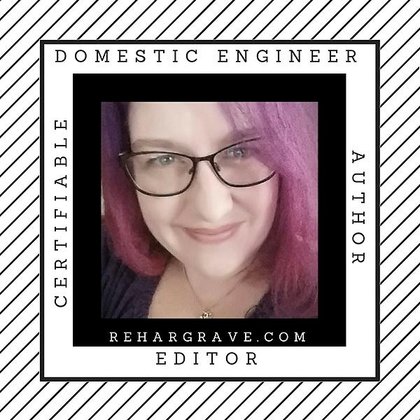 Author & Editor (rehargrave) Profile Image | Linktree