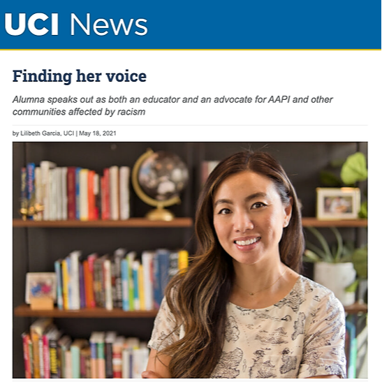 Educate to Empower Featured in UCI News Link Thumbnail | Linktree