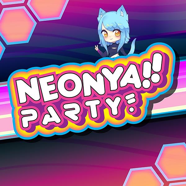 @hexexen Neonya!! Party Link Thumbnail | Linktree
