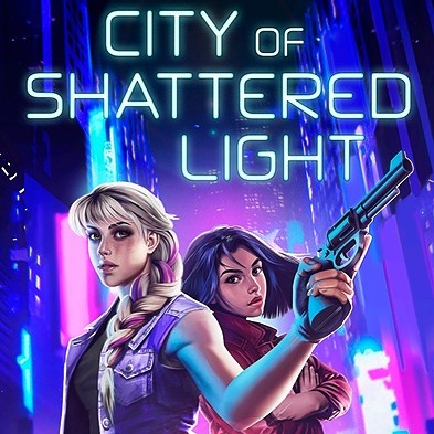 City of Shattered Light (clairewinnauthor) Profile Image | Linktree