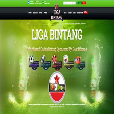 @TaruhanLigaBintang Profile Image   Linktree