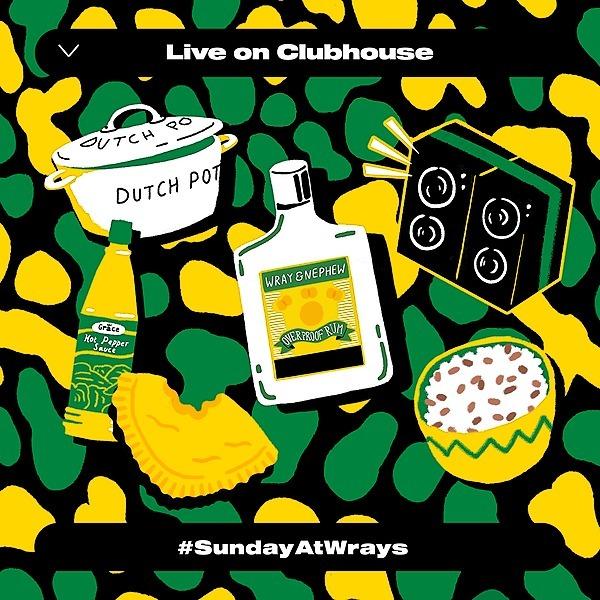 Wray & Nephew #SundayAtWrays Link Thumbnail   Linktree