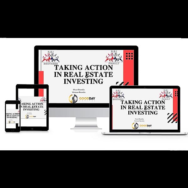 Taking Action in Real Estate Investing Program