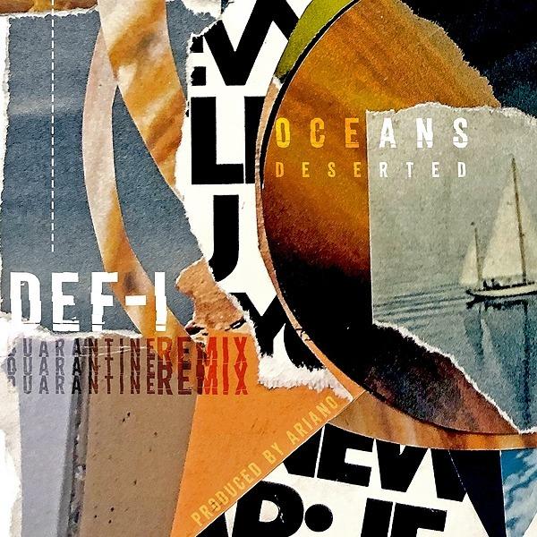 Stream NEW ALBUM ' Oceans Deserted - The Remixes' 5/8/20