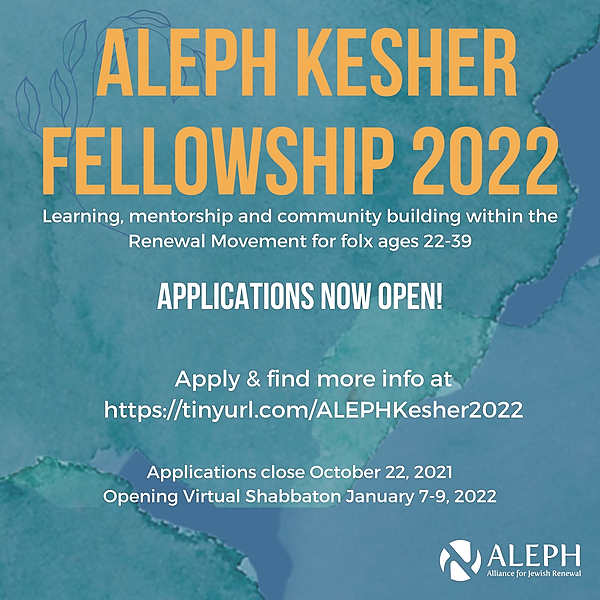 @joshuahblaine Apply for the ALEPH Kesher Fellowship (Due 10/22) Link Thumbnail   Linktree
