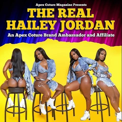 @Therealhaileyjordan Hailey Jordan Apex Coture Magazine Link Thumbnail   Linktree