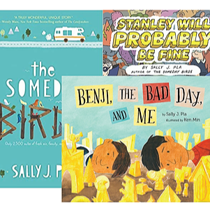 Website: Sally J Pla, Children's Author