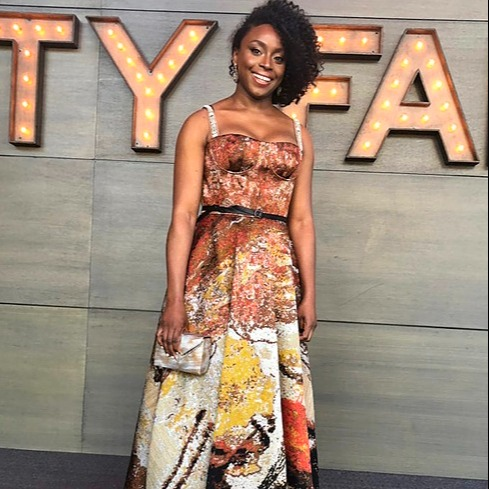 A Timeline of Chimamanda Adichie's Journey to Becoming the Fashion Icon of African Literature