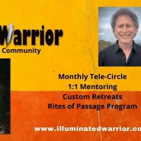 Waska aka Perry W Finkelstein Way of the ILLUMINATED WARRIOR  Link Thumbnail | Linktree