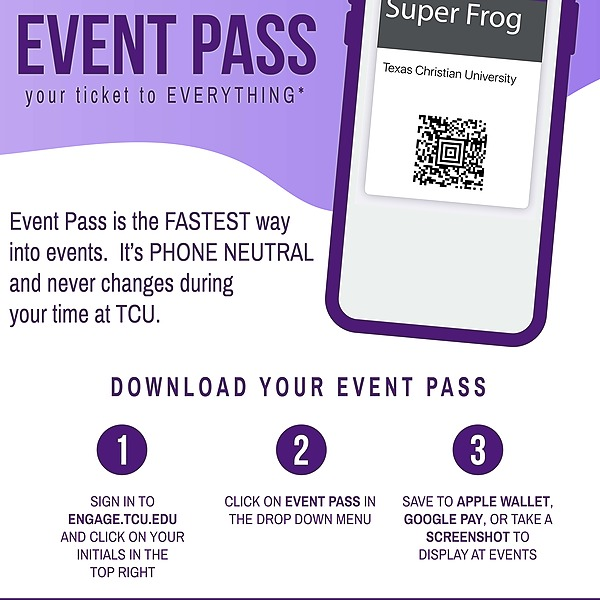 @TCUfluclinic Download your Event Pass Link Thumbnail | Linktree