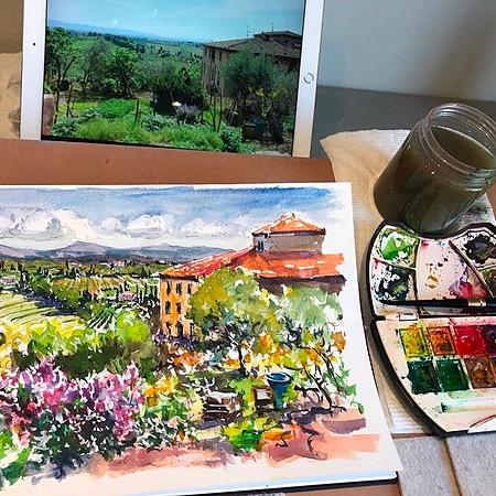 Kristen Olson Stone Fine Art Click to read my fall 2021 newsletter  Link Thumbnail | Linktree