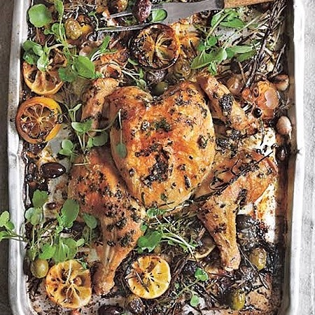 @donnahaymagazine Lemon and olive roasted chicken Link Thumbnail   Linktree