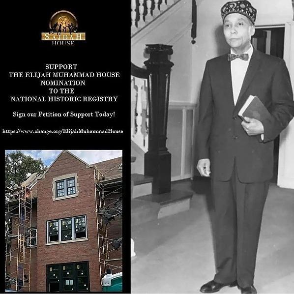 @NOIYouth Support The Elijah Muhammad House  Link Thumbnail | Linktree