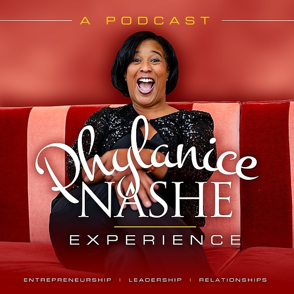 The Phylanice Nashe Experience Audio:Challenge Yourself - Progress From Where You Are Today, To Where You Want To Be! | with Entrepreneur, Influencer & Audio Book Author, Chas D'elle Link Thumbnail | Linktree
