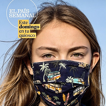 EL PAIS SEMANAL SUNDAY MAGAZINE FEATURE