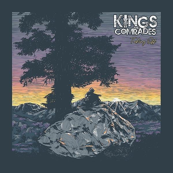 @Kingsandcomrades Taking Off on Amazon Music Link Thumbnail | Linktree
